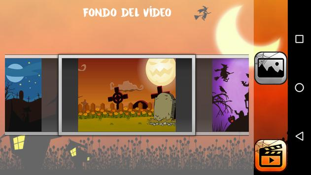Happy Halloween Movie Card apk screenshot