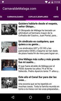 CarnavaldeMalaga.com apk screenshot