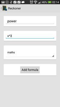 Math Formulas screenshot 1