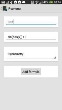 Math Formulas screenshot 2