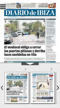 Kiosco Diario de Ibiza ảnh chụp màn hình 1