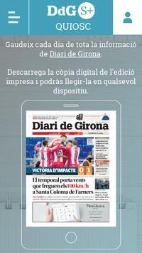 Kiosc Diari de Girona poster