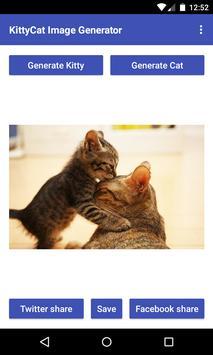 KittyCat Image Generator apk screenshot