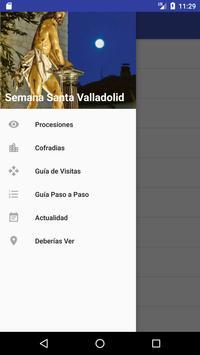Semana Santa de Valladolid poster