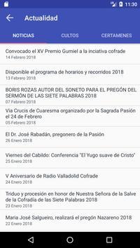 Semana Santa de Valladolid screenshot 5