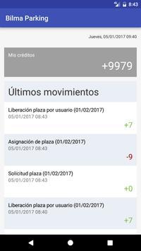 Bilma Parking screenshot 6