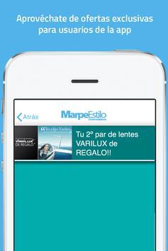 Marpe Estilo - Centros Ópticos apk screenshot