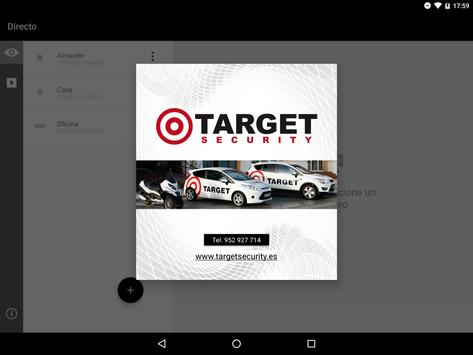 Target Security EasyView apk screenshot