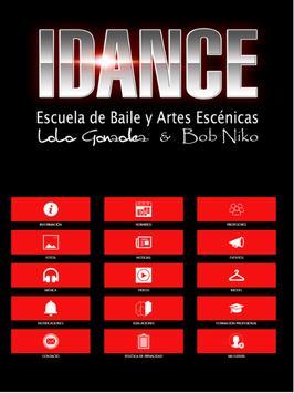 iDance Madrid. Escuela de danza. apk screenshot