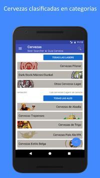 Beer Searcher ★ Guía Cervezas apk screenshot