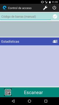 Qwantiq - Control de Acceso screenshot 1