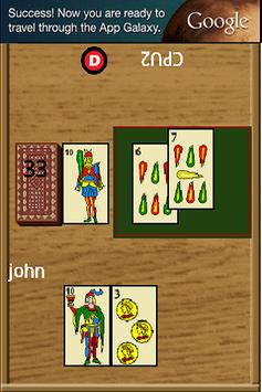 Cards Briscola screenshot 1