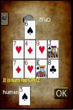 Poker Scopa apk screenshot