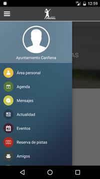 Cariñena Padel apk screenshot