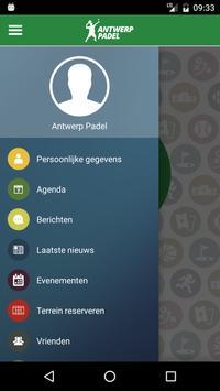 Antwerp Padel apk screenshot