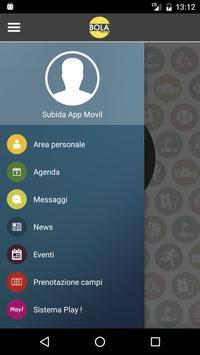 Bola Padel Club apk screenshot