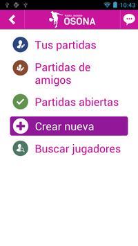 PADEL INDOOR OSONA screenshot 2