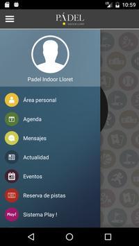 Padel Indoor Lloret screenshot 1