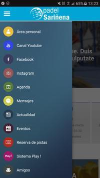 Padel Sariñena apk screenshot