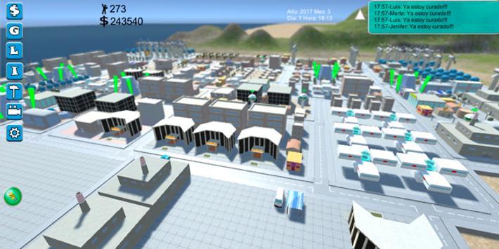 Silver City Demo screenshot 1