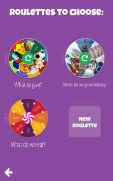 Decision Roulette screenshot 7
