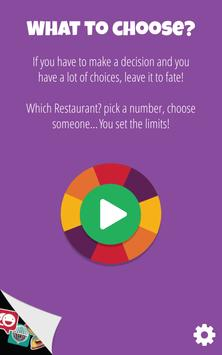 Decision Roulette poster