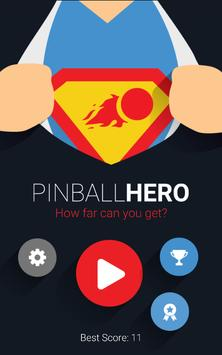 Pinball Hero Cartaz