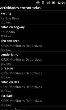 TuAventura apk screenshot