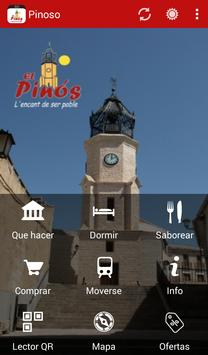 Pinoso Official Guide poster
