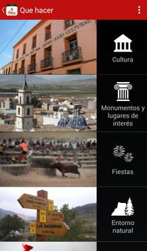 Pinoso Official Guide apk screenshot