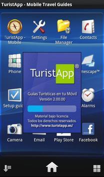 TuristApp poster