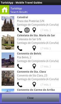 TuristApp apk screenshot