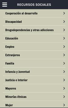 Guía Rioja. Recursos Sociales screenshot 8