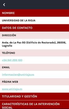 Guía Rioja. Recursos Sociales screenshot 3
