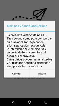 AssisT-Task (demo) poster