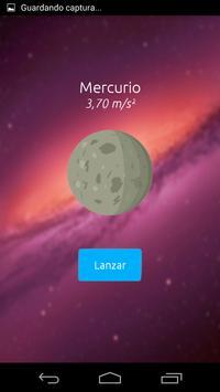 Tiro Parabólico screenshot 1