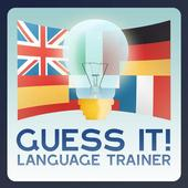 Guess It!: Language Trainer icon