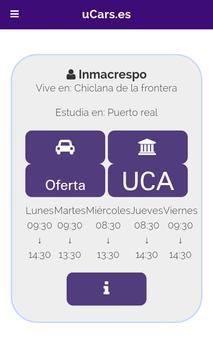 uCars screenshot 1
