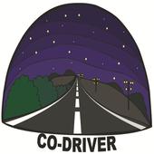 Co-driver icon