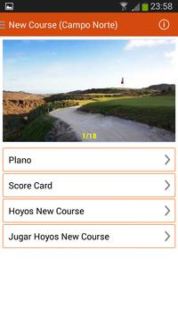 Salobre Golf & Resort - es apk screenshot