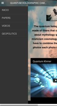 QUANTUM HOLOGRAPHIC CAMERA apk screenshot