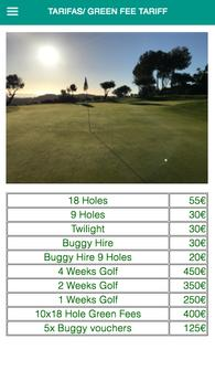 Estepona Golf apk screenshot