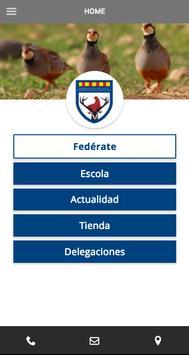 Federación Caza CV poster