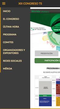 XIII CONGRESO TS apk screenshot