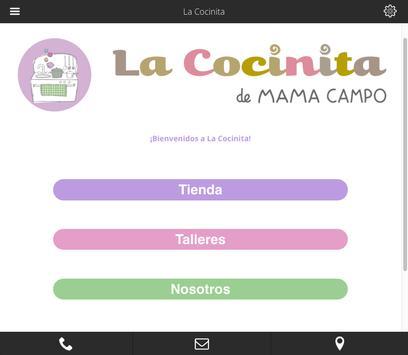 La cocinita apk screenshot