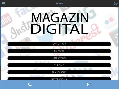Magazin Digital apk screenshot