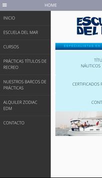Escuela del Mar Palma screenshot 1