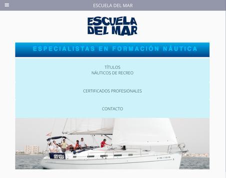 Escuela del Mar Palma screenshot 3