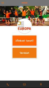 Colegio Europa poster