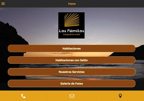 Hospedería Rural Los Palmitos apk screenshot